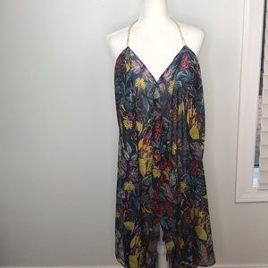 NWT Pool Party Swim Coverup